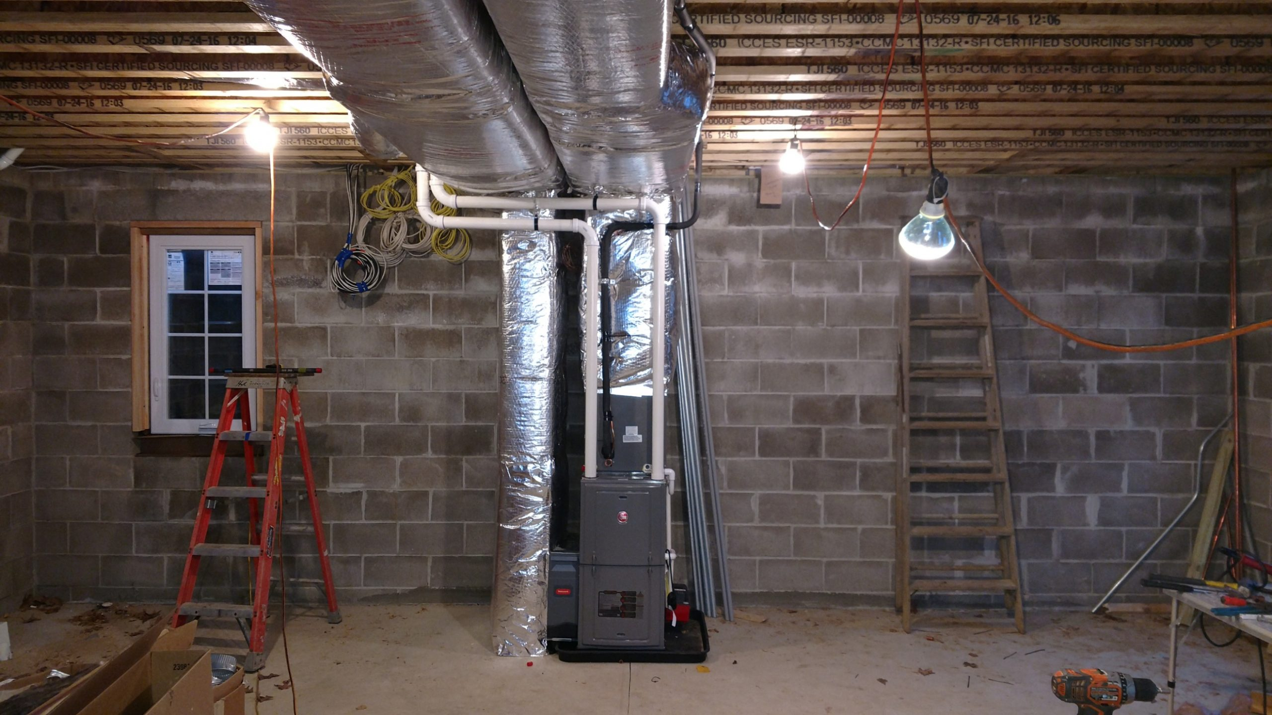 Heating Contractor Brick Township